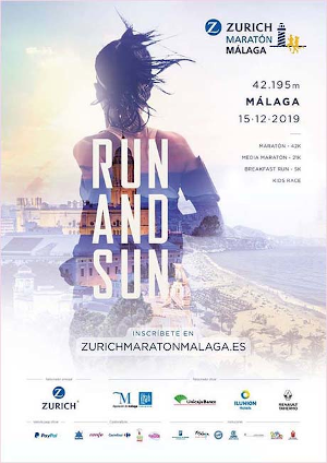 Zurich Maratón Málaga 2019